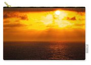 Heaven's Glow Carry-all Pouch