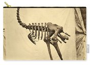 Heavy Footed Moa Skeleton Carry-all Pouch