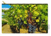 Heavy On The Vine At The High Tower Winery  Carry-all Pouch