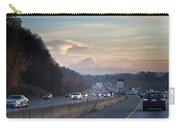 Heavy Traffic Stalls Interstate 5 Carry-all Pouch