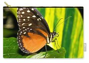 Hecale Longwing Butterfly Carry-all Pouch