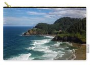 Heceta Head Carry-all Pouch by Darren  White