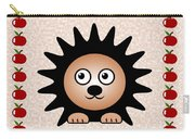 Hedgehog - Animals - Art For Kids Carry-all Pouch