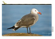 Heermanns Gull On Rock Carry-all Pouch