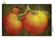 Heirloom Tomatoes On The Vine Carry-all Pouch