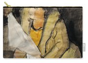 Helene #12 - Figure Series Carry-all Pouch