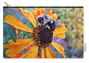 Helenium Bumble Bee Carry-all Pouch