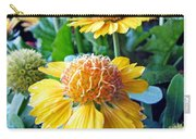 Helenium Flowers 1 Carry-all Pouch