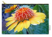 Helenium Flowers 2 Carry-all Pouch