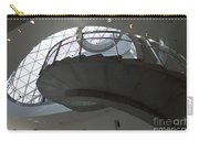 Helical Staircase Carry-all Pouch