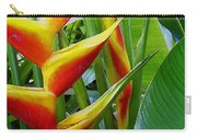 Heliconia Bihai Kamehameha Carry-all Pouch