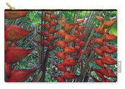Heliconia Haven Carry-all Pouch