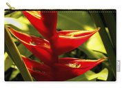 Heliconia II Carry-all Pouch