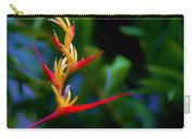Heliconia -parrot's Beak I Carry-all Pouch