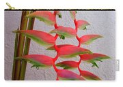 Heliconia Platystachys Carry-all Pouch