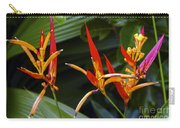 Heliconia Psitacorum Carry-all Pouch