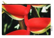 Heliconia Rostrata Carry-all Pouch