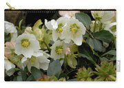 Hellebore And Friends Carry-all Pouch