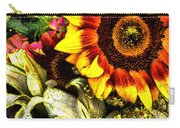 Hellianthus Carry-all Pouch