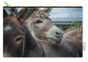 Hello Donkey Carry-all Pouch