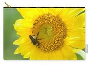 Hello Sunflower Carry-all Pouch