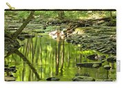 Hells Run Reflections Carry-all Pouch by Adam Jewell