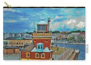 Helsingborg Lighthouse Hdr Carry-all Pouch