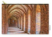 Helsingor Monastery Painting Carry-all Pouch