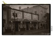 Hemingway Was Here Carry-all Pouch by John Stephens