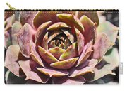 Hen And Chicks Carry-all Pouch