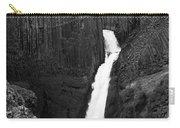 Hengifoss Waterfall Carry-all Pouch