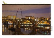 Henley Street Bridge Renovation Carry-all Pouch