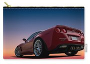Hennessey Red Carry-all Pouch