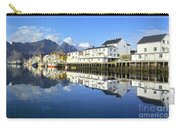 Henningsvaer Harbour Carry-all Pouch