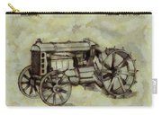 Henry Ford Tractor Patent Carry-all Pouch