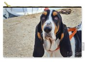 Henry The Basset Carry-all Pouch