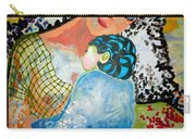 Her Love Carry-all Pouch by Amy Sorrell