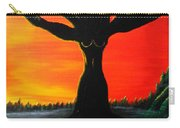 Her Roots Run Deep Carry-all Pouch