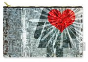 Her Strength Of Heart Carry-all Pouch