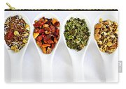 Herbal Teas Carry-all Pouch