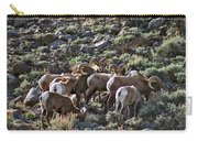 Herd Of Horns Carry-all Pouch