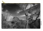 Here As I Stand Carry-all Pouch by Laurie Search