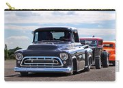 Here Come The Hot Rod Boys Carry-all Pouch