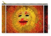 Here Come The Suns Triptych Carry-all Pouch