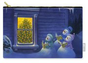 Here We Come A Caroling Carry-all Pouch