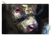 Hereford Bull 2 Carry-all Pouch