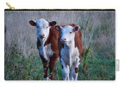 Herefords Carry-all Pouch