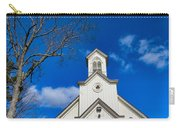 Heres The Church And The Steeple Carry-all Pouch