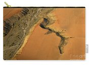 heridas de tierra Aerial photography Carry-all Pouch