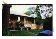 Heritage Sandstone House In Sydney Australia Carry-all Pouch